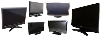 各種テレビ